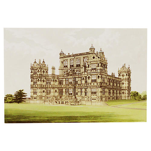 Wollaton Hall, C. 1880