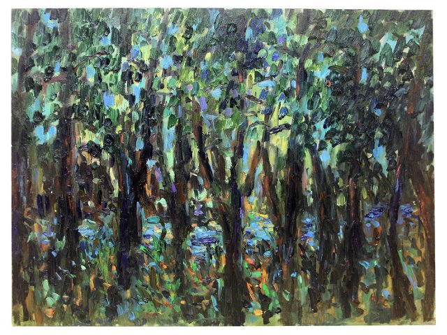 Forest of Trees, Audubon Park