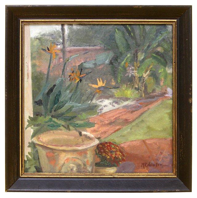 New Orleans Garden Landscape