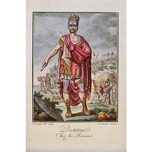 Dictator, 1796