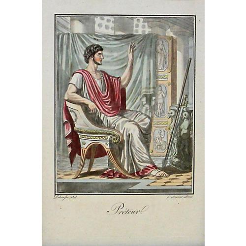 Roman Lender, 1796