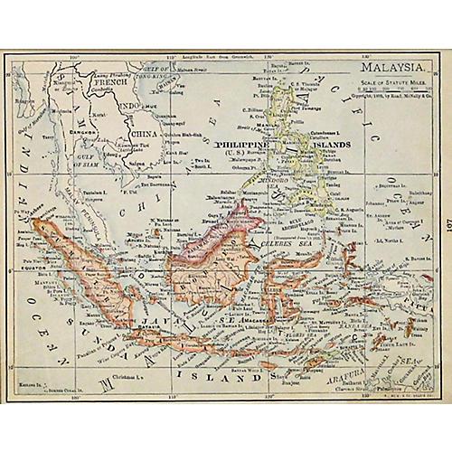 Malaysia, 1899