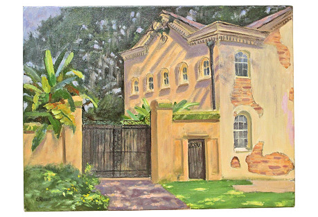 New Orleans Home w/ Tropical Foliage