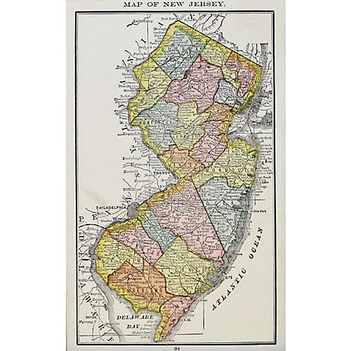 New Jersey, 1884
