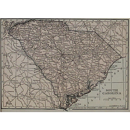 South Carolina, 1931