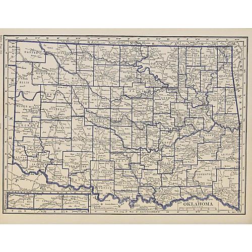 Oklahoma, 1929