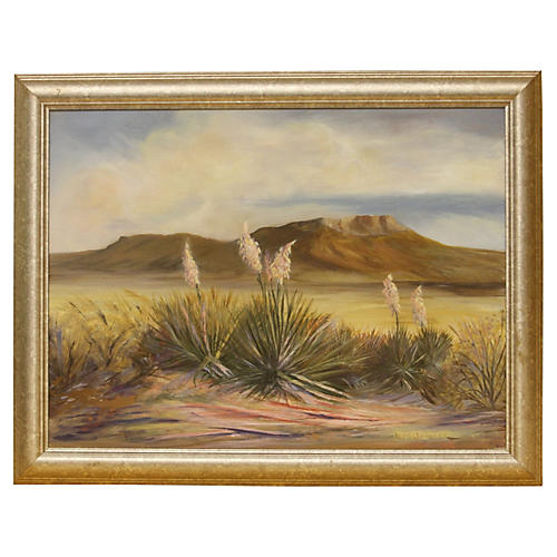Southwest Landscape, 1985