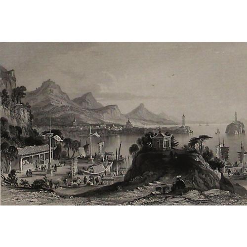 Polo Temple, 1843