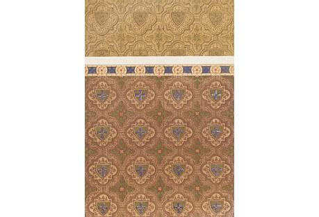 Paper Hangings, 1863