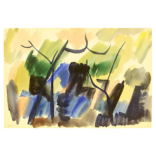 Abstract, 1956