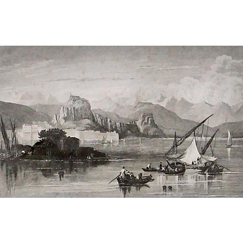 Corfu, 1838