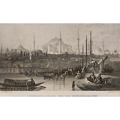 Constantinople, 1838