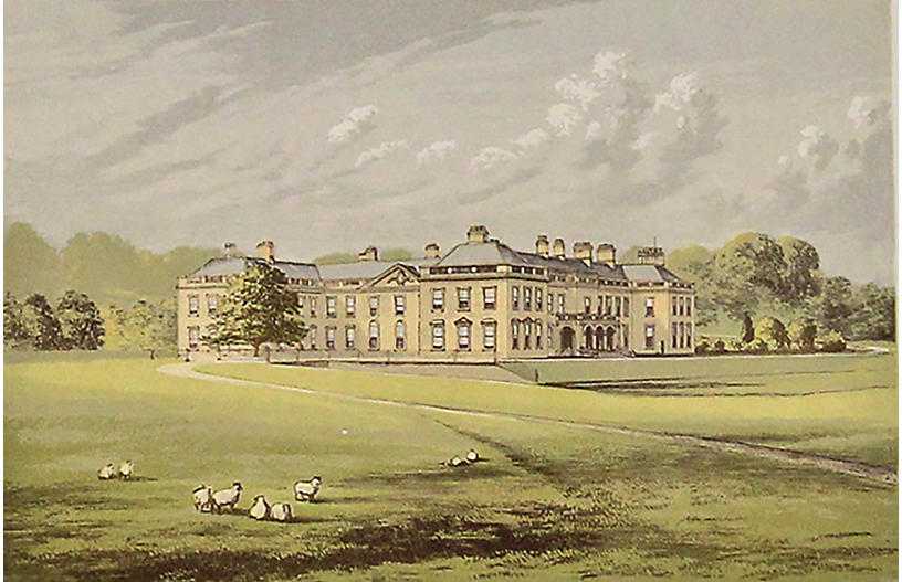 Holme Lacy, C. 1880