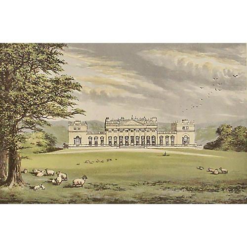 Harewood House, C. 1880