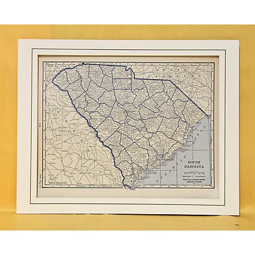 South Carolina, 1929
