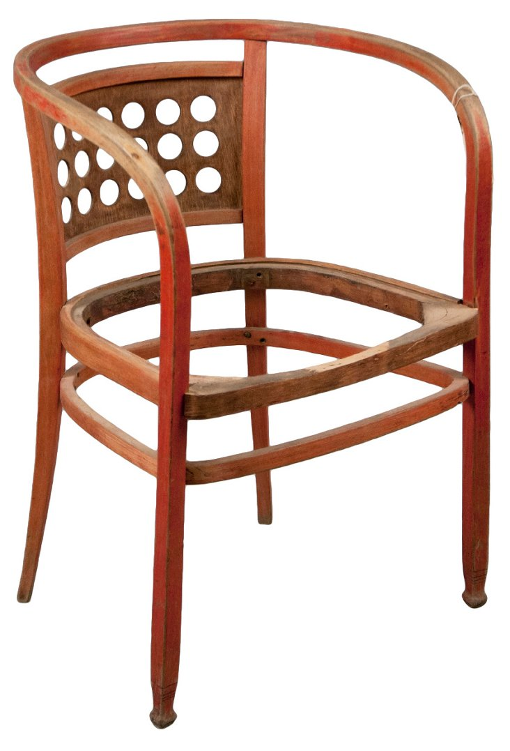 Secessionist  Chair