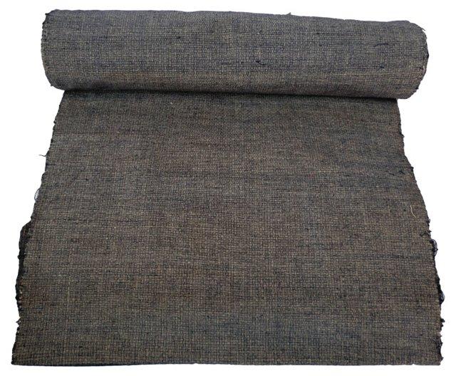 Indigo Japanese Fabric, 15.5 Yds