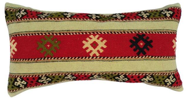 Tribal Textile Pillow