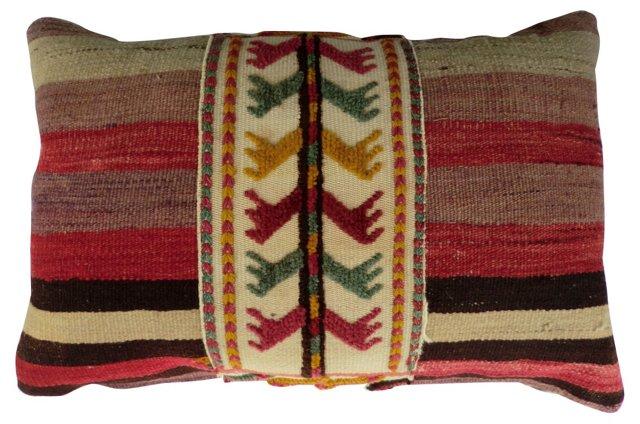 Tribal Camel Sack Pillow