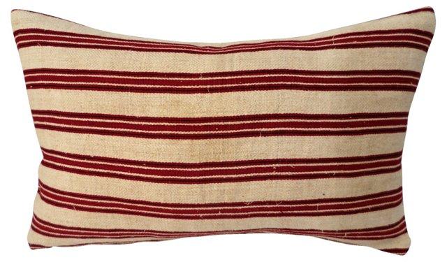 Linen Camel  Bag Pillow