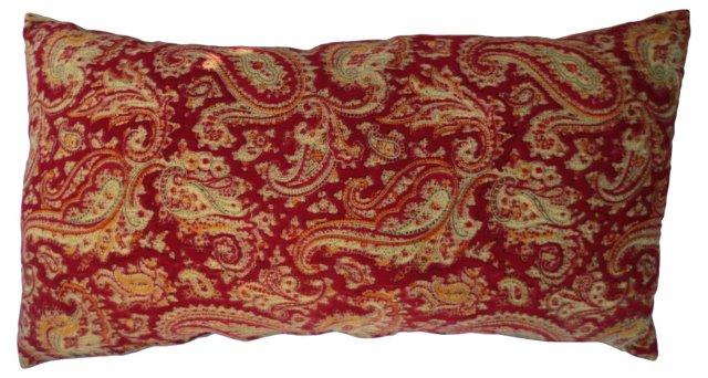 Cashmere Paisley     Pillow