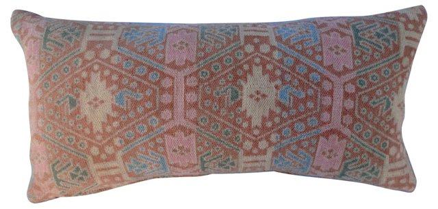 Handwoven Ikat Pillow