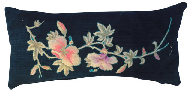 Chinese Opera  Fragment Pillow