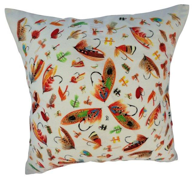 Fishing Lure Pillow