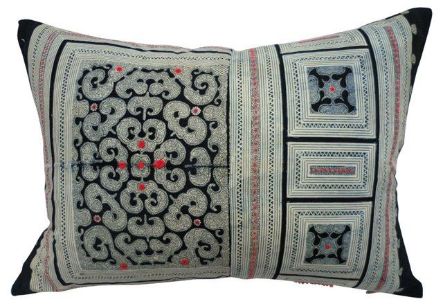 Batik Baby Carrier    Pillow
