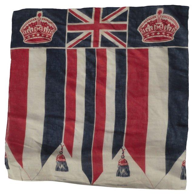 King George Coronation Flag, 1937