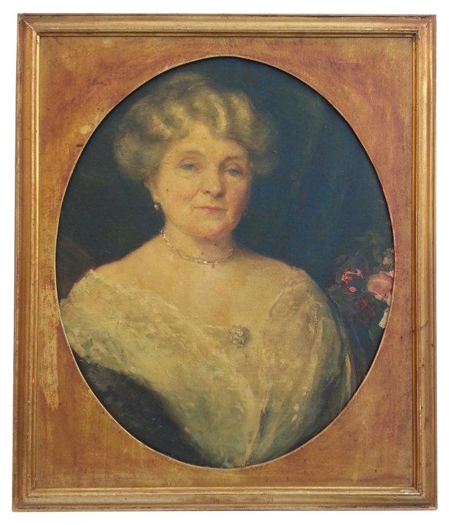 Victorian Countess Oil