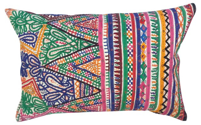 Gypsy Camel Sack Pillow