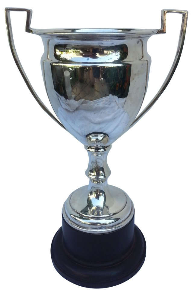Deco-Style Trophy Cup