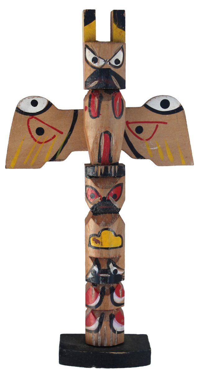 Souvenir Totem   Pole