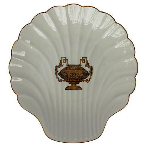 Limoges Shell Dish
