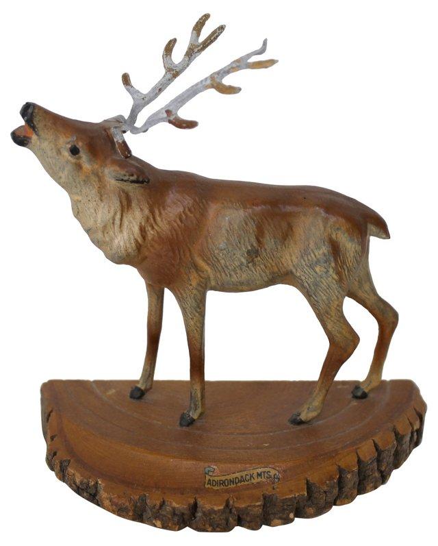 Adirondack Mts. Elk