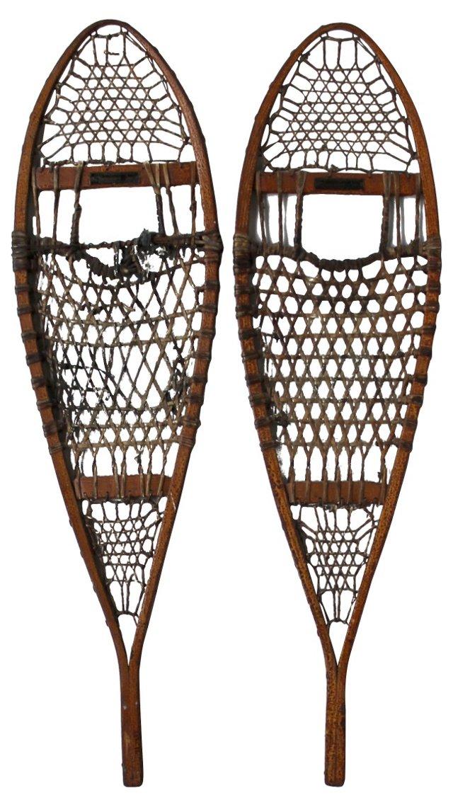 Snocraft Snowshoes, Pair