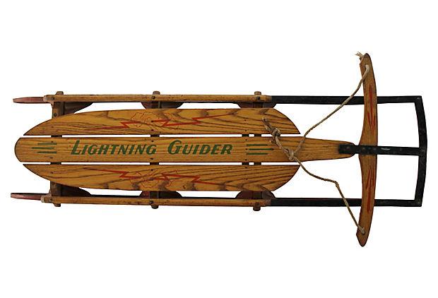 Lightning Guider Sled