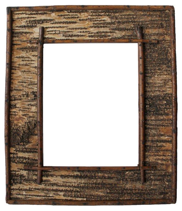 Birchbark & Twig Frame