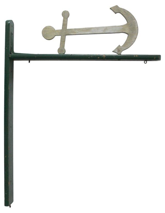 Anchor Sign Bracket