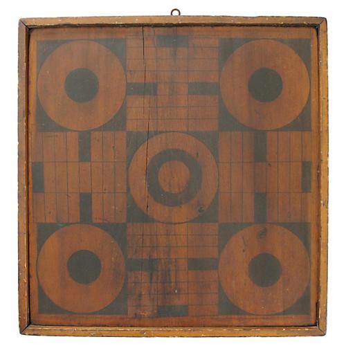 Parcheesi Game Board