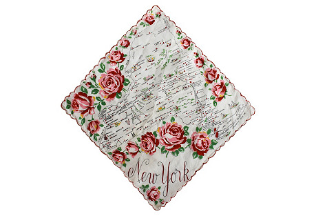 New York Handkerchief