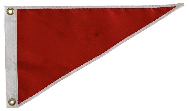 Nautical Signal         Flag