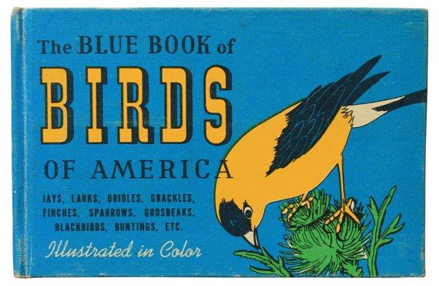 Blue Book of Birds