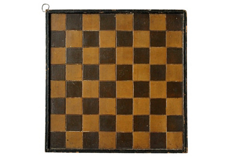 Two-Sided Checkerboard