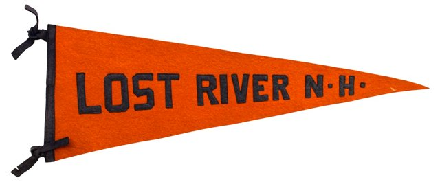 Lost River, NH Pennant