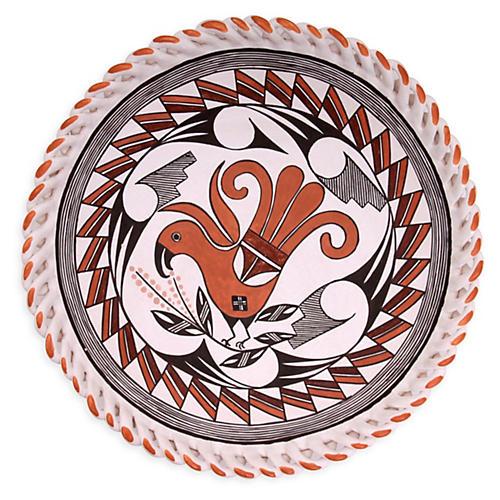 Acoma Plate