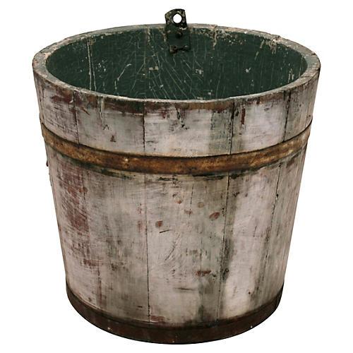 Wood Sap Bucket
