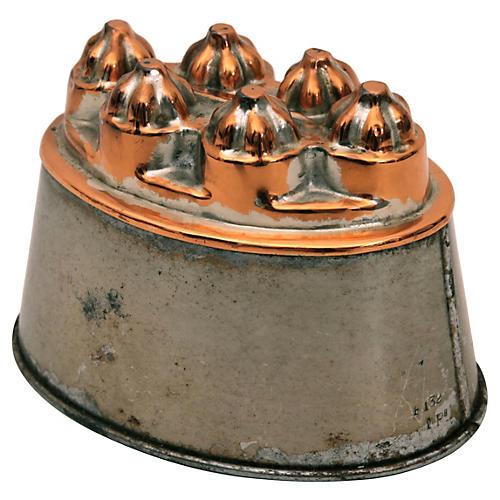 Copper Top Mold