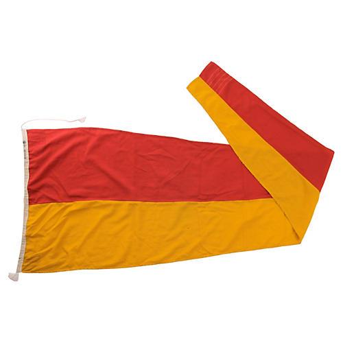 Nautical Signal Flag #7